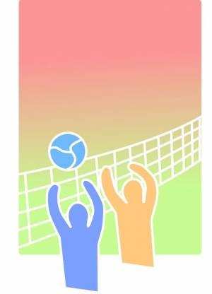 Image par OpenClipart-Vectors de Pixabay Source = https://pixabay.com/fr/vectors/volley-ball-beach-volley-le-sport-155666/